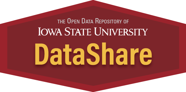 DataShare: the Open Data Repository of Iowa State University