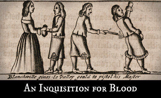 An Inquisition for Blood Exhibit