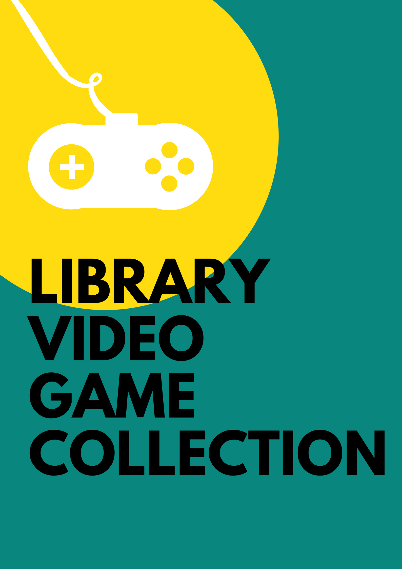 reads: library video game collection