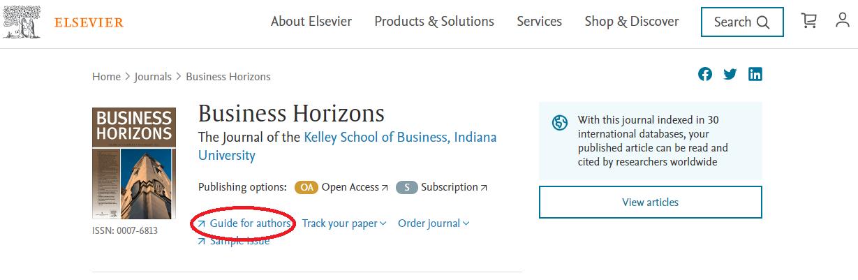 screenshot of business insider magazine