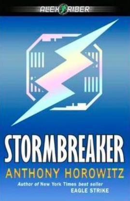 Alex Rider Stormbreaker Cover
