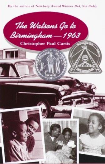 The Watson's Go to Birmingham Cover