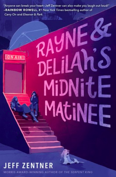 Rayne & Delilah's Midnite Matiness Book Cover