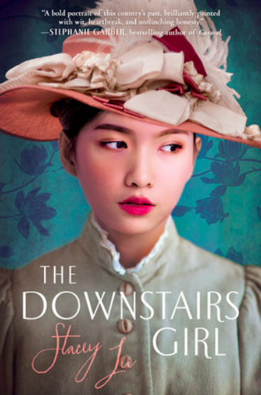 Downstairs Girl Book Cover