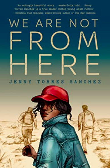 We Are Not From Here Book Cover