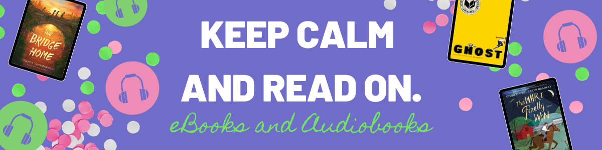 Click to open our ebooks and audiobooks page.