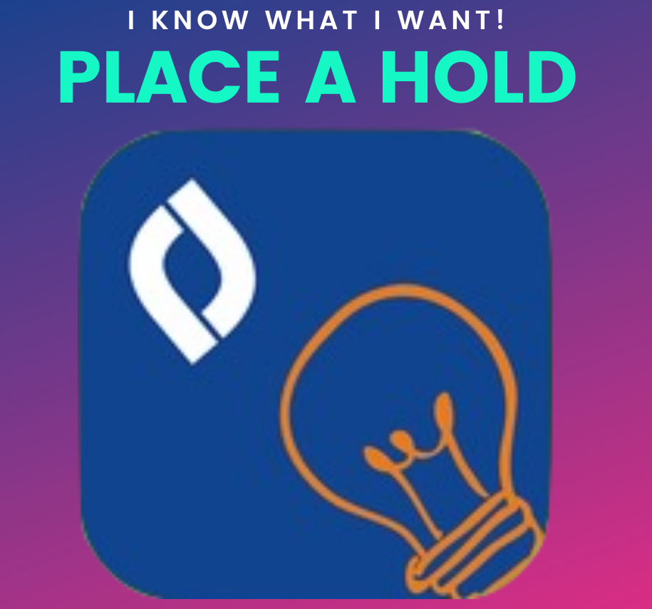 Place a hold