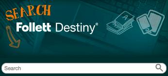 Search Destiny Discover