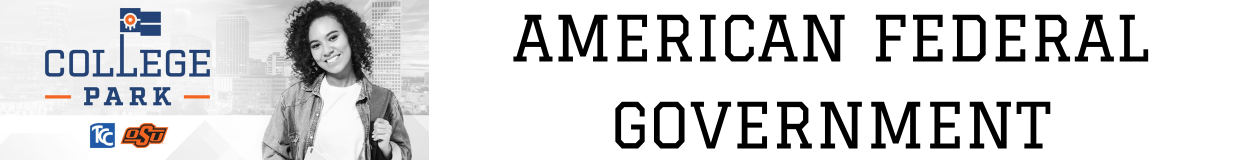 College Park American Federal Government