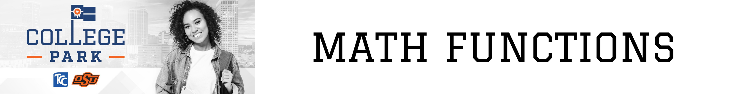 College Park Math Functions