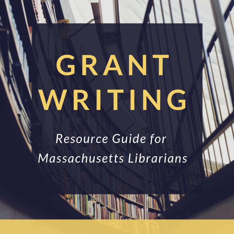 Grant Writing for Massachusetts Librarians