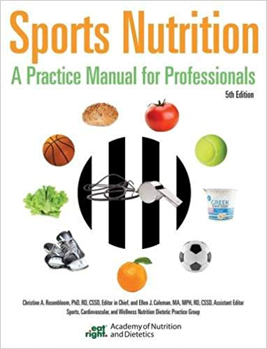 Sports nutrition : a practice manual for professionals