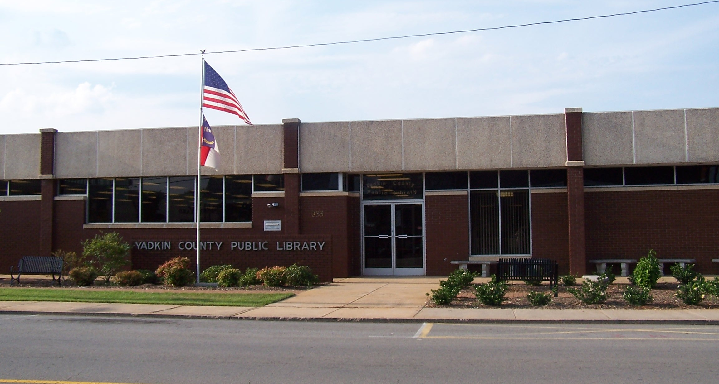 Yadkin County Public Library's picture