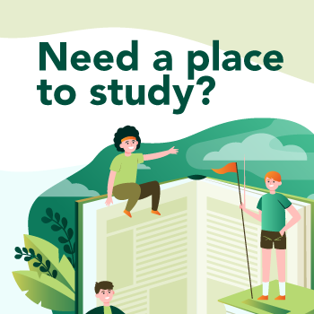 Need a place to Study?