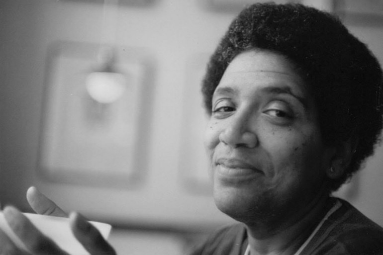 Audre Lorde photo