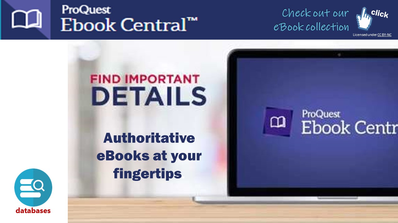 Search our eBook collection
