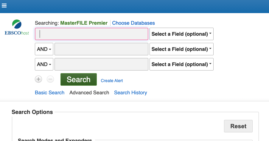 interface screenshot