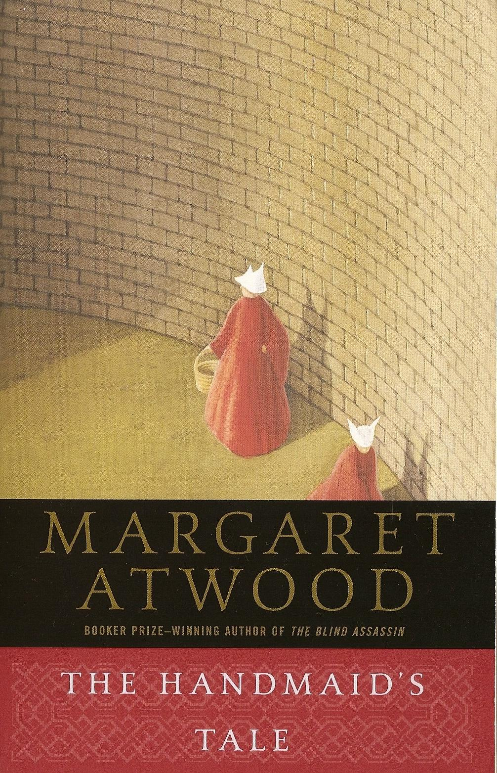 Book cover image of a handmaid.