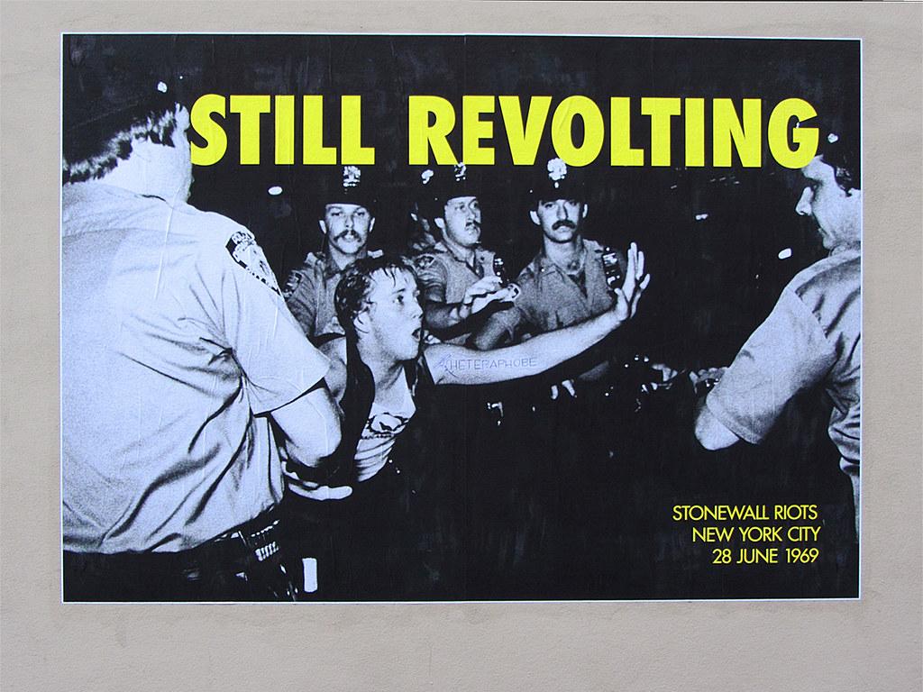 Stonewall Riots image