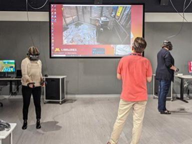 HSL Virtual Reality Studio