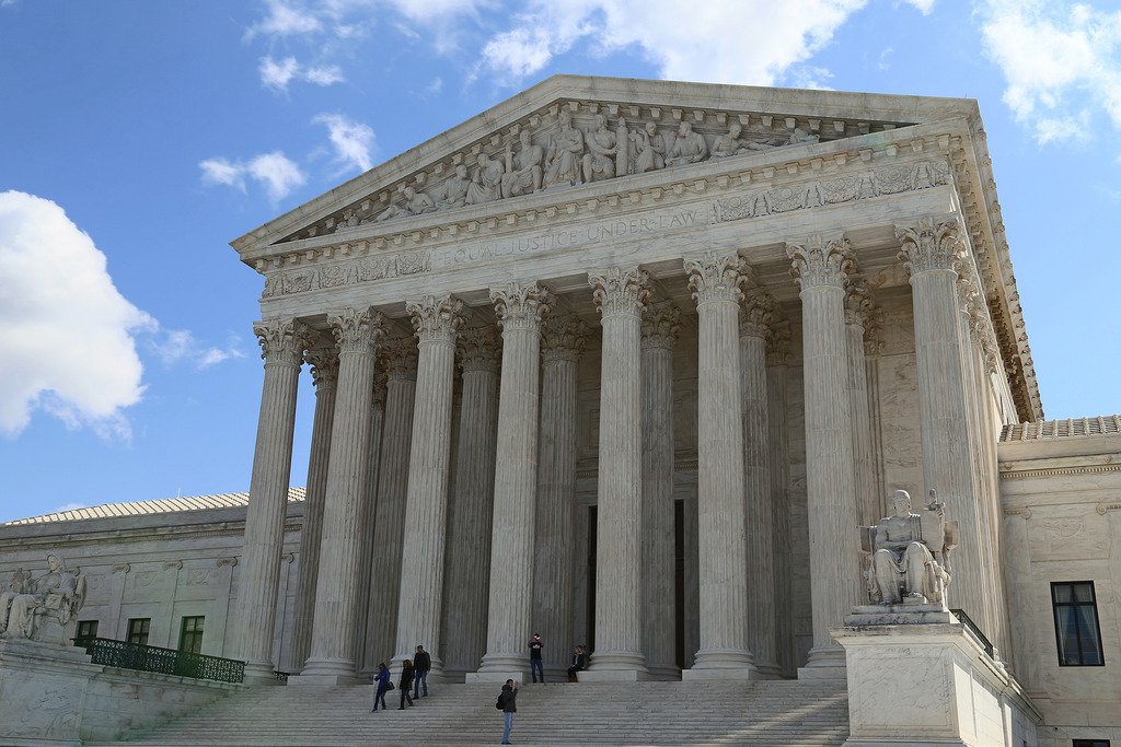 Photo of Supreme Court of the United States
