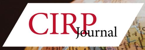 CIRP Journal Logo