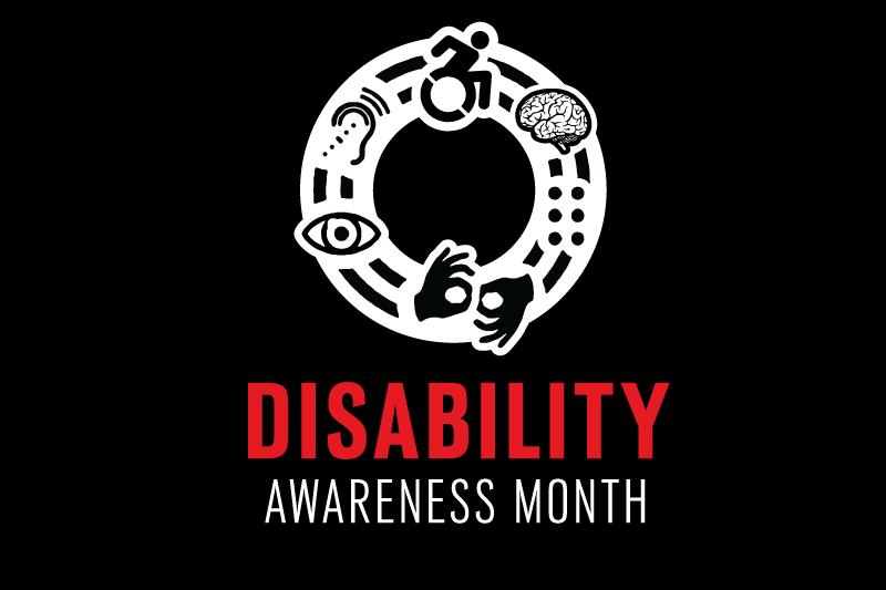 Disabilites Awareness Month