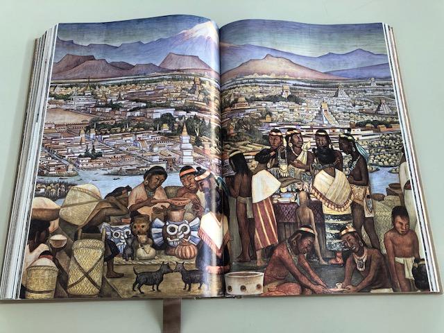Diego Rivera Taschen Book