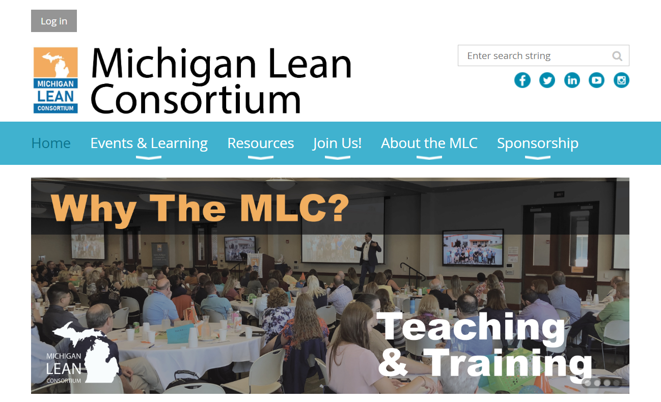 michigan lean consortium