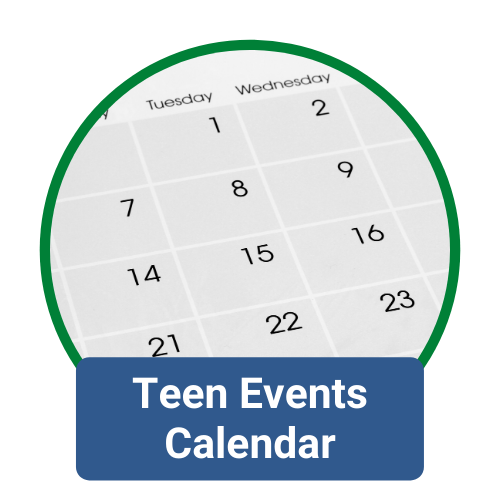 link open in same window to teen calendar