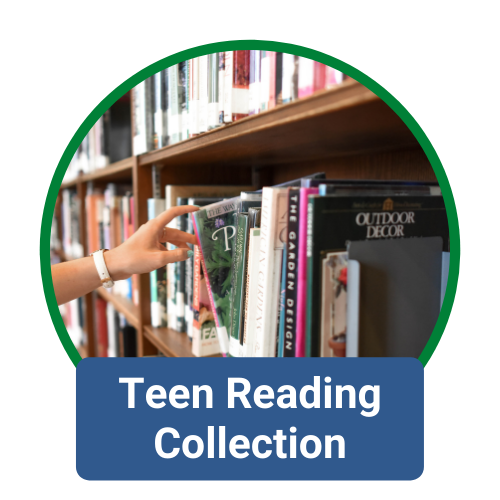 link open in same window to teen reading collection