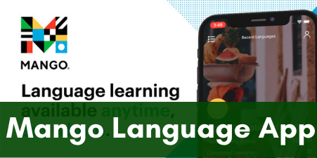 mango language learning link open in new window
