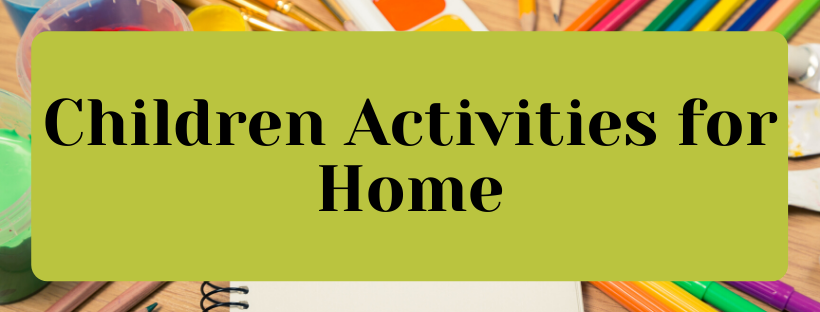 children activities banner