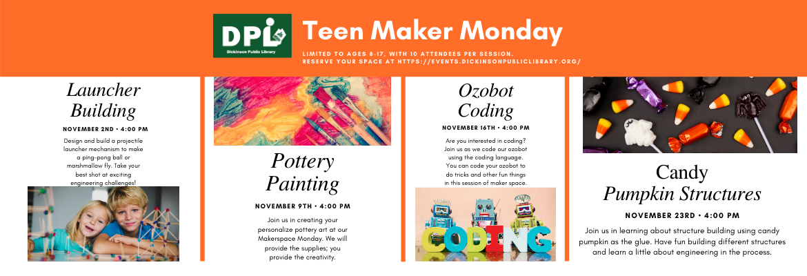 link open in new window for makerspace mondays events