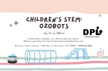 Children STEM: Ozobot