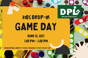 Drop-in Board Games