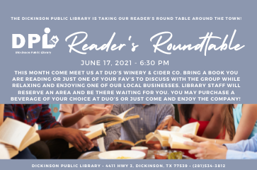Reader's Roundtable