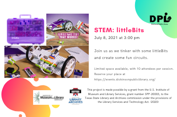 Children Littlebits STEM Fun