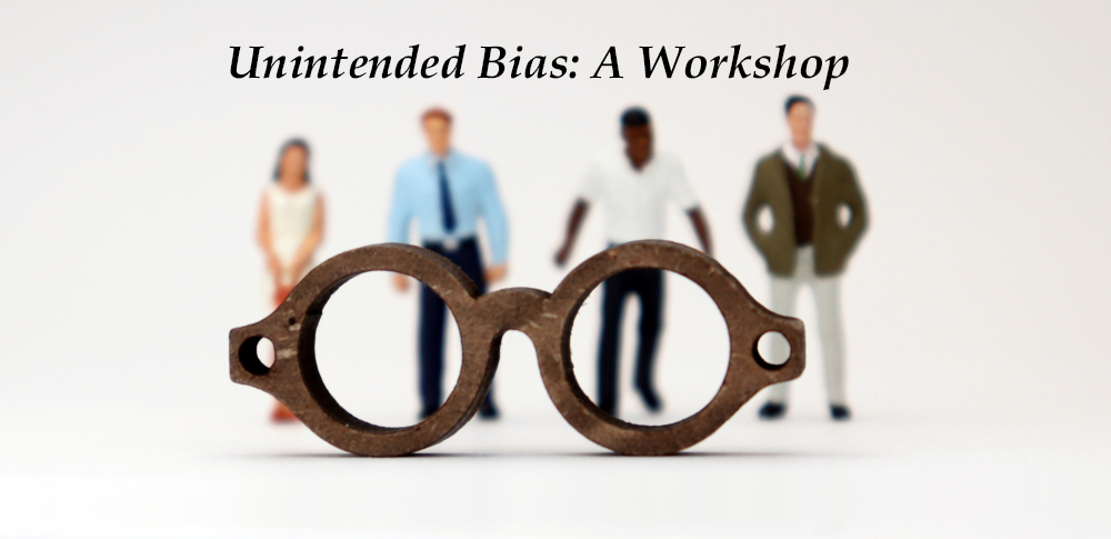 Unintended Bias Workshop