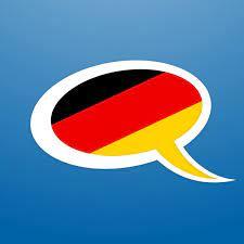 balloon with German flag