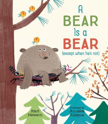 A Bear is a Bear (Except When He Isn't)