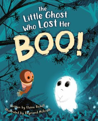 The Little Ghost Who Lost Her Boo