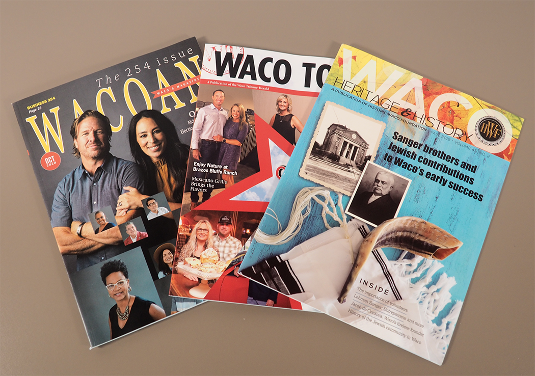 Waco Trib Article re: Community Center dedication