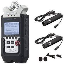 Zoom H4n PRO 4-Channel Handy Recorder Interview Microphone Ki
