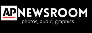 Newsroom logo graphic