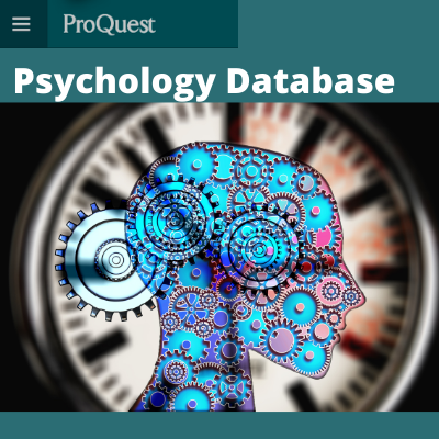 Psychology Database Link