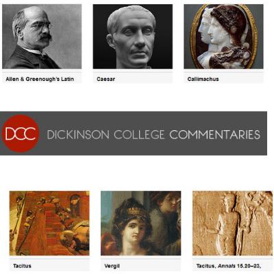 Dickenson Commentaries
