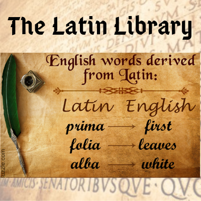The Latin Library