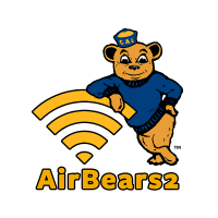 AirBears 2 WiFi Logo icon