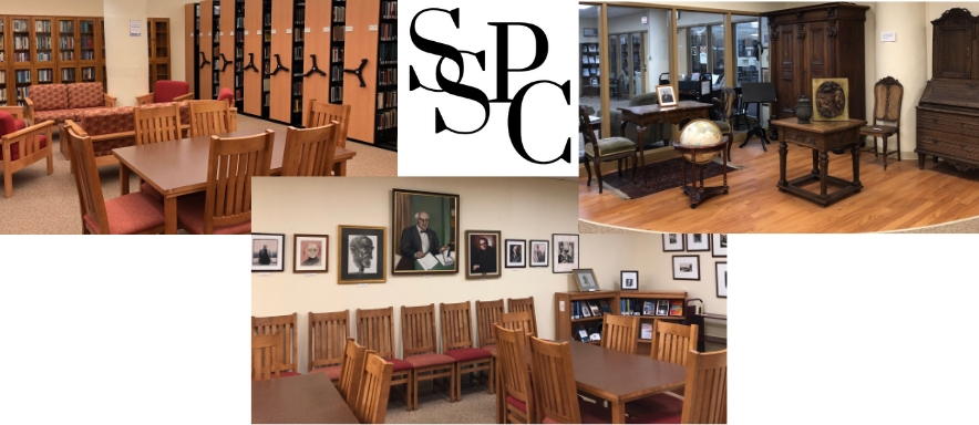 SSPC Spaces Collage - Spaces within Simon Silverman Phenomenology Center